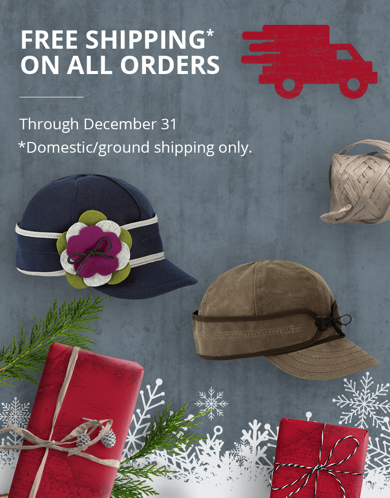 Rugged Wool Caps & Accessories Since 1903   Stormy Kromer®